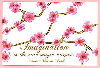 2Imagination Postcard