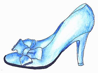 Shoewatercolor