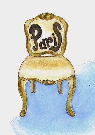 Parischair