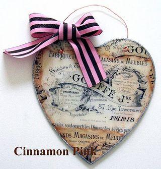 Heart orn cinapinkgraphicsfairy