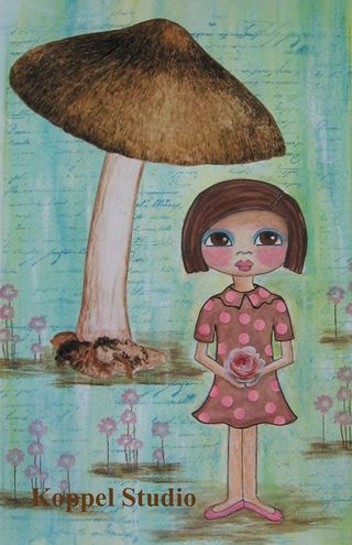 Mushroomgirl