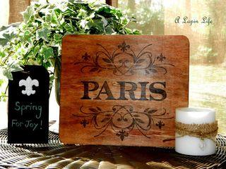 Paris Sign 011