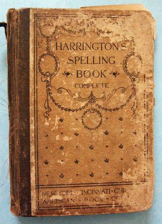 SpellingBookDarleneKoppel