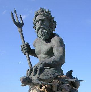 Virginia-beach-neptune-sculpture-picture