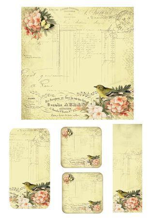 BirdsFlowersSheetAstrid
