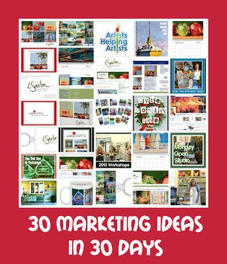 30 Marketing Days Final Collage