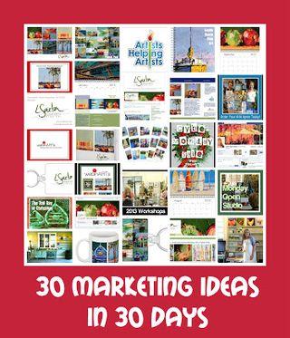 30 Marketing Days Final Collage