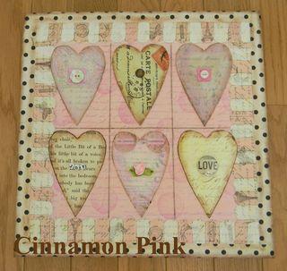 PinkCollagePinkSaturdayKoppel