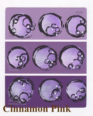 PurpleWhiteCirclesKoppelDar