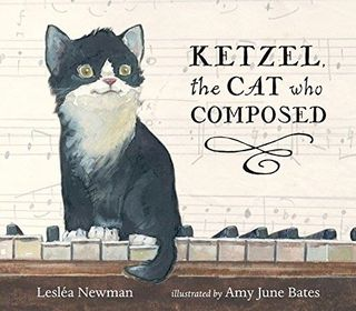 Ketzel Book Cover