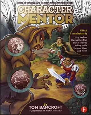 CharacterMentorBook