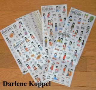 PaperDollsKoppelDarlene