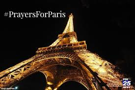 PrayerforParis